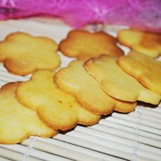 梅花酥饼干的做法