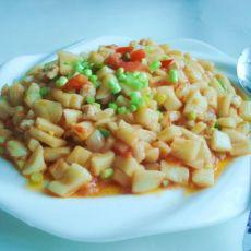 丁丁炒面――新疆味道