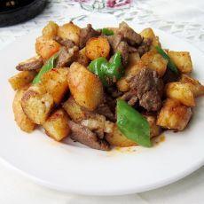 干煸馕炒肉的做法