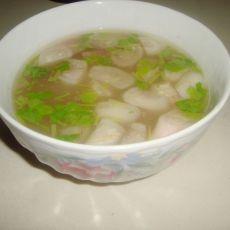 清炖红萝卜羊肉汤