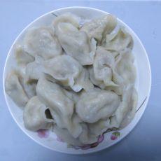 羊肉萝卜馅饺子