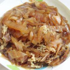 葱香炒羊肉