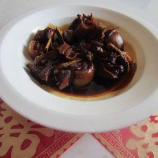 海鲜酱羊肉