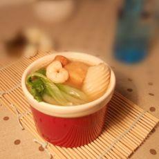 火锅蔬菜炖