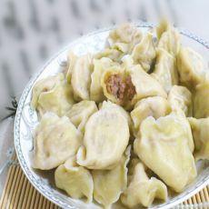 羊肉莲藕水饺