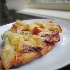 牛肉菠萝披萨