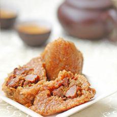 咖喱牛肉粽子