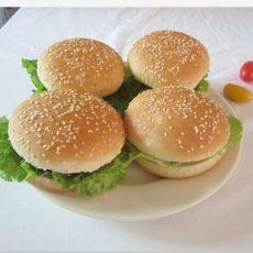 汉堡包的做法