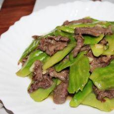 [乐享国庆]―经典粤菜凉瓜牛肉