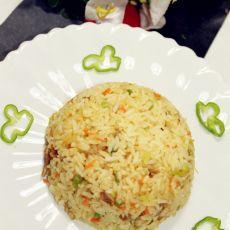 咖喱牛肉炒饭