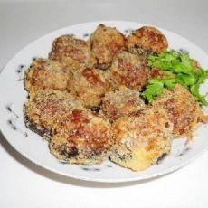 香菇包肉团
