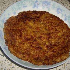 土豆牛肉煎饼