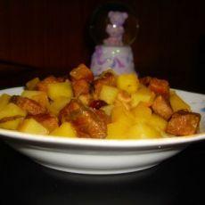 牛肉烧土豆