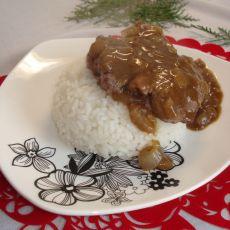 咖喱牛排饭