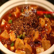 牛肉水豆腐
