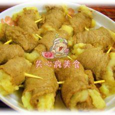 牛肉土豆卷