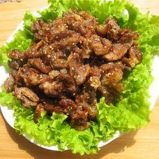 黑胡椒烤肉