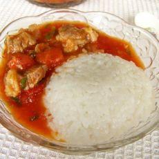 番茄牛肉的做法