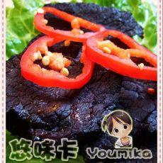 自制美味牛肉干