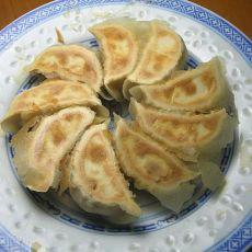 生煎香葱肉饺