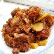 香卤牛腱肉