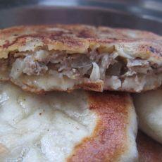 美味牛肉饼的做法