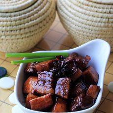 杏鲍菇烧肉——味道好负担少的做法