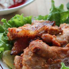 韩国蒜蓉酱烤肉