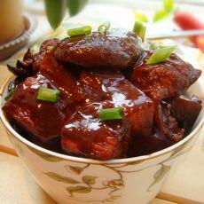 粽香腐乳红烧肉