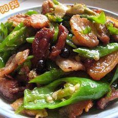 豉香青椒五花肉