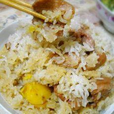 糯米腐乳蒸肉