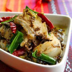 芽菜回锅肉