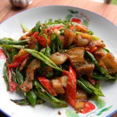 小炒回锅肉的做法