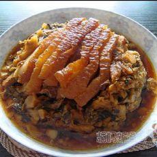 梅菜扣肉的做法