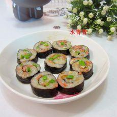 糯饭腊肉海苔卷