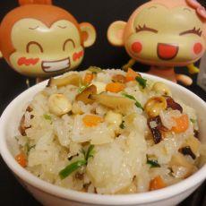 七色糯米饭
