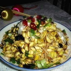 下饭豆芽瓣的做法