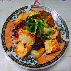 腊肉煮豆腐