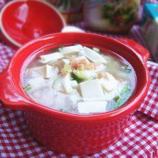 芹菜豆腐汤