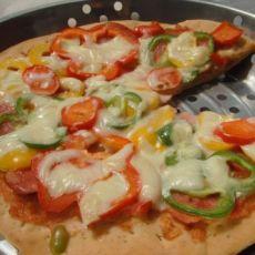 火腿奶酪披萨