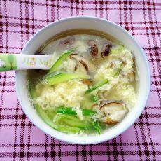三鲜蛋花汤