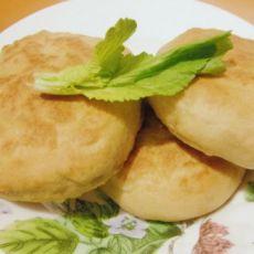 西葫芦鸡蛋煎饼