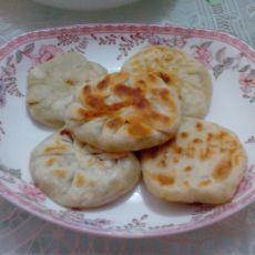 尖椒火腿馅饼的做法