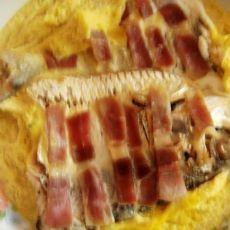 咸香鱼蒸蛋