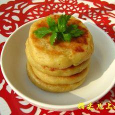 土豆香肠饼