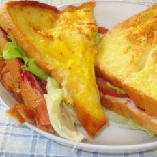 自创三明治