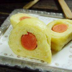 南瓜香肠卷