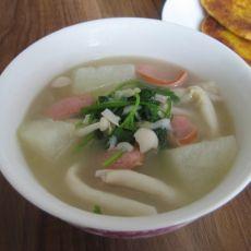 鲜香冬瓜汤