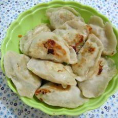 白菜鸡肉煎饺