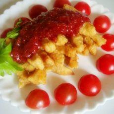 草莓口味-香酥鸡柳